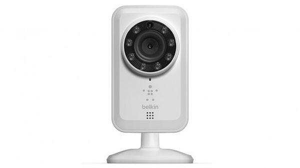 Wi-Fi monitoring camera