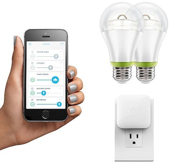 Wireless lighting starter