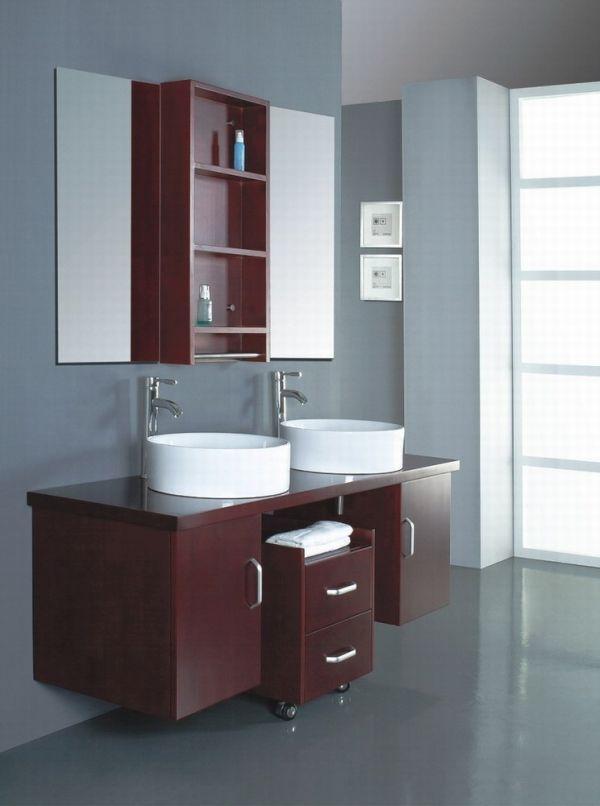 classy wooden bathroom (1)