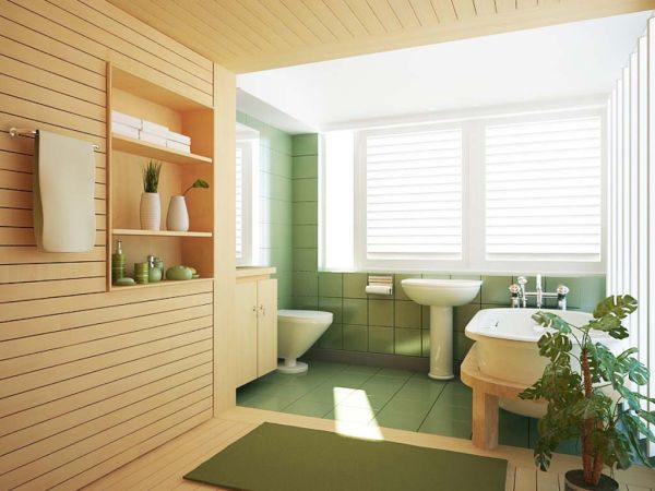 Ideas for a classy wooden bathroom - Hometone - Home Automation and Smart Home Guide