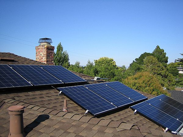 solar panel at home (2)