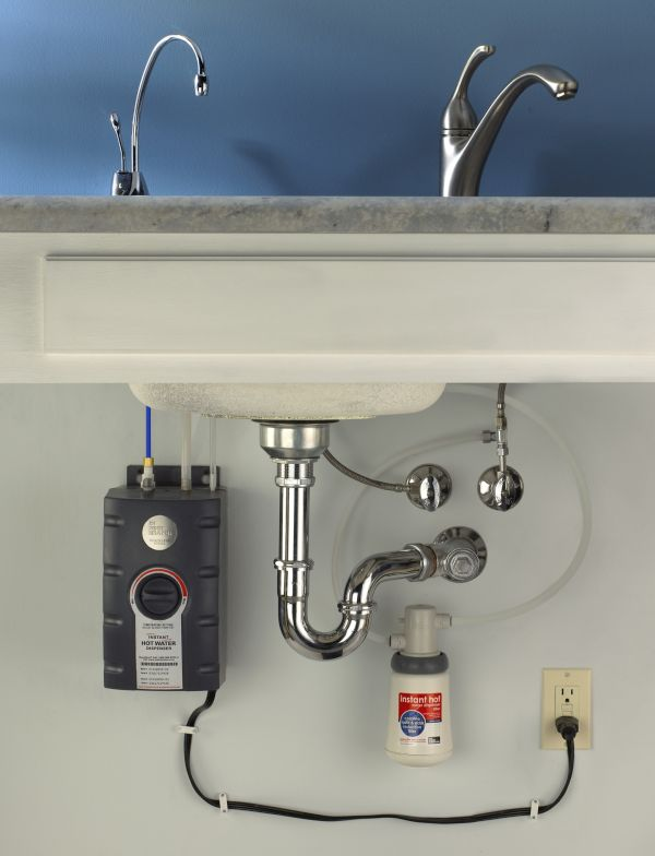 Instant Hot Water For Kitchen Sink