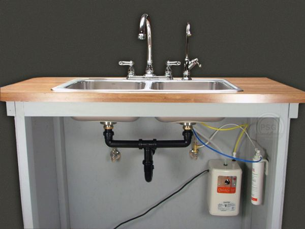 Pros And Cons Of Getting Under Sink Hot Water Dispensers