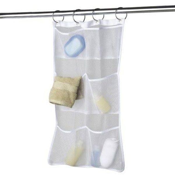 Maytex Mesh bath shower organizer