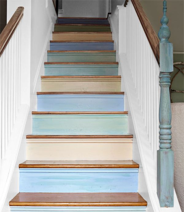 Nautical Vibes Staircase
