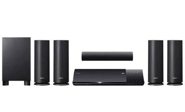 Sony Blu ray BDV-N590