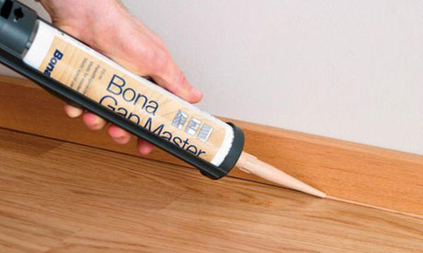 Use Adhesives for Long Gaps