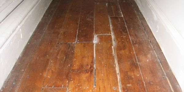 Use Oil Soap for wooden floors