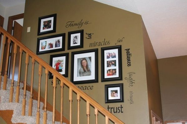 Wall Art Staircase