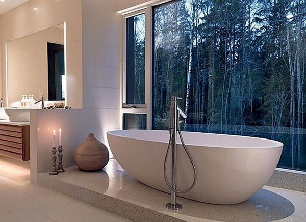 Not Every Bathroom Has Enough Space To Fit In A Bathtub But If Your  Bathroom Has Space Then You Must Consider The Benefits Of Installing One.