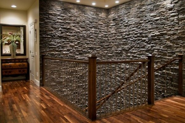 faux stone interior wall (2)