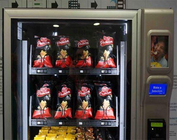 Jasper Connected Vending Machine
