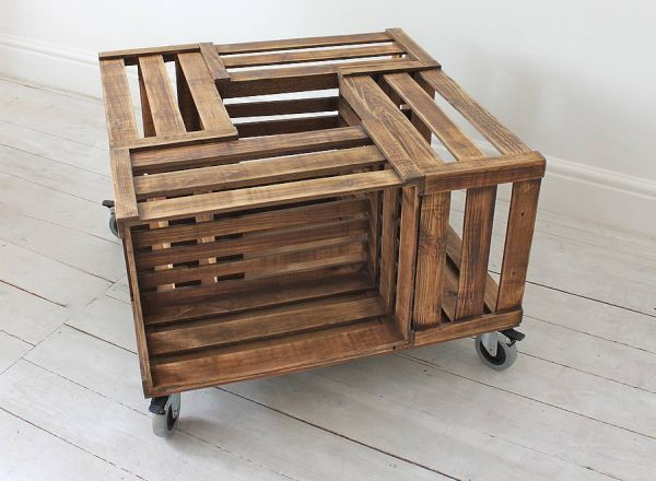 The crate table