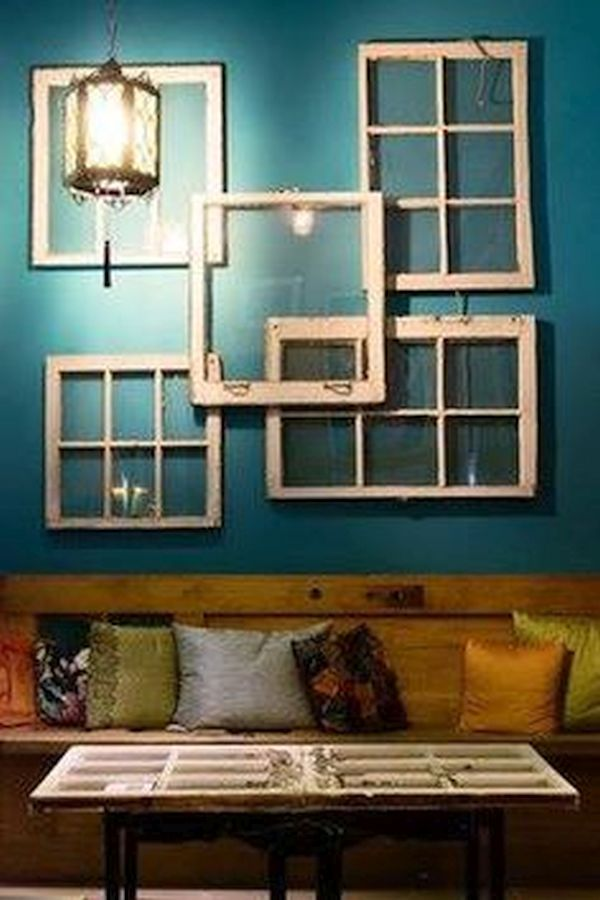 wall art - Window Frame Wall Art