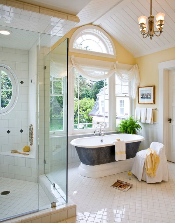colonial style bathrooms (8)