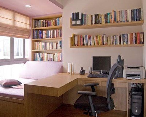 creating a serene study room (2)