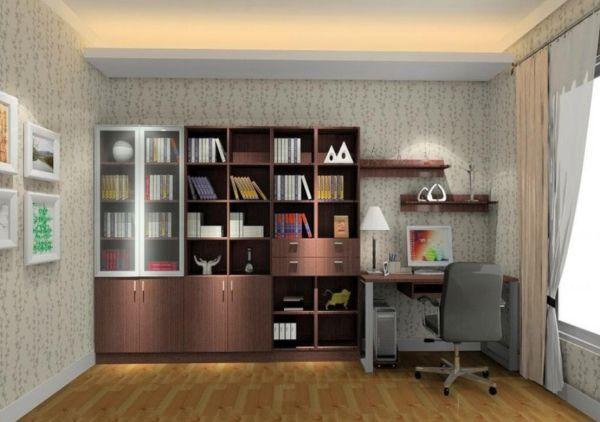creating a serene study room (5)