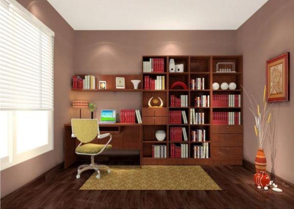 creating a serene study room (7)
