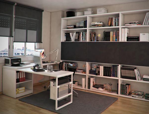 creating a serene study room (8)