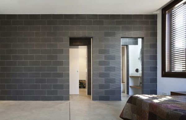 Finish Interior Block Walls : Making it all come together with an interior concrete