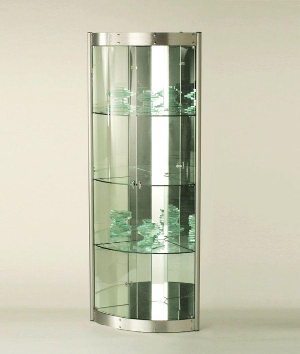 Modern Curio Cabinet (1)