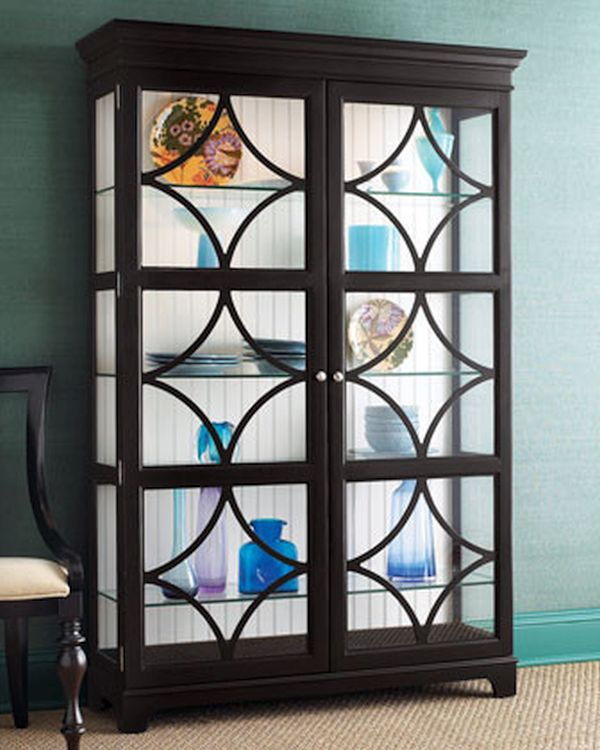 Modern Curio Cabinet (3)
