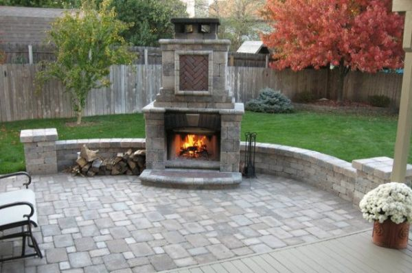 outdoor fireplace (5)