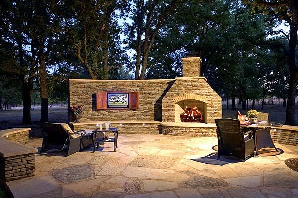 outdoor fireplace (6)