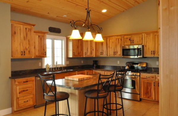 rustic country style kitchen (2)