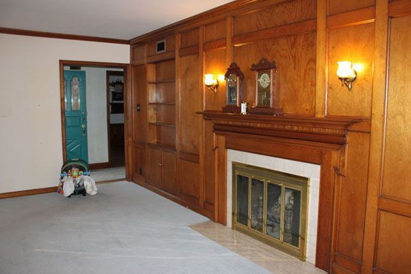 Wood Paneled Walls (7)