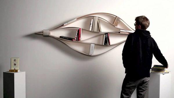 A flexi shelf called Chuck