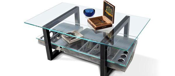 C-119 Aileron coffee table