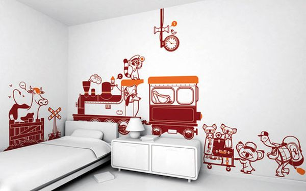 Creative Wall Monograms 12