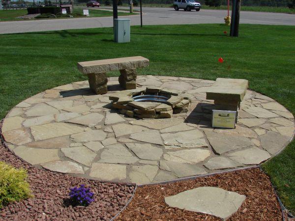 Flagstone patio (10) 1