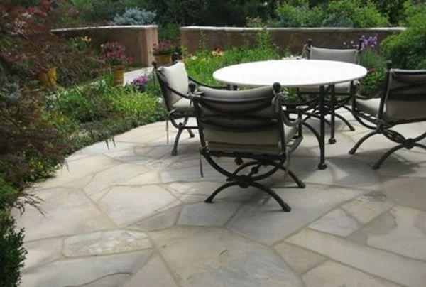 Flagstone patio (8) 1