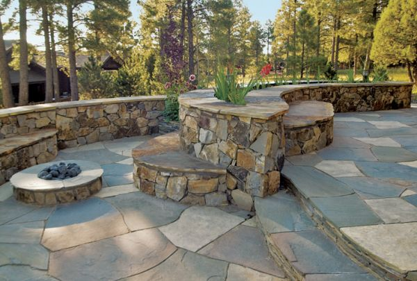 Flagstone patio (9) 1