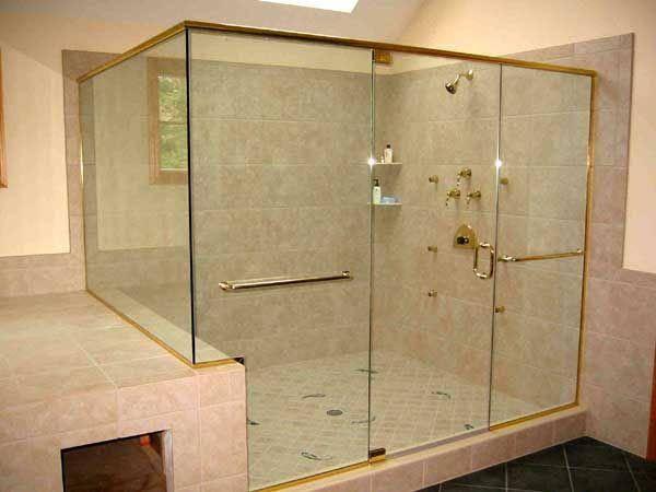 Framed Shower Doors (2)