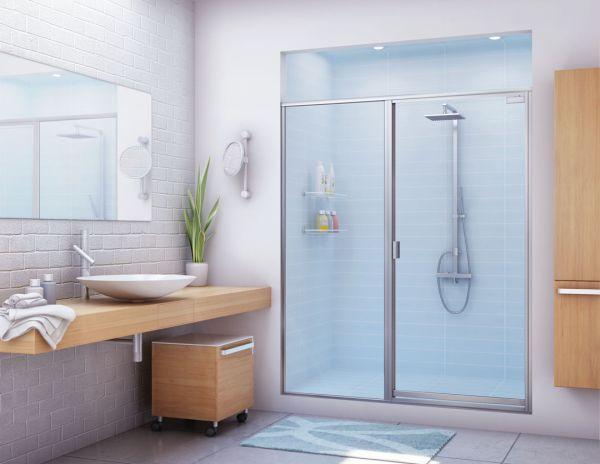 Framed Shower Doors (3)