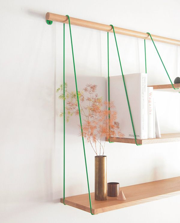 Functional Hanging Shelf