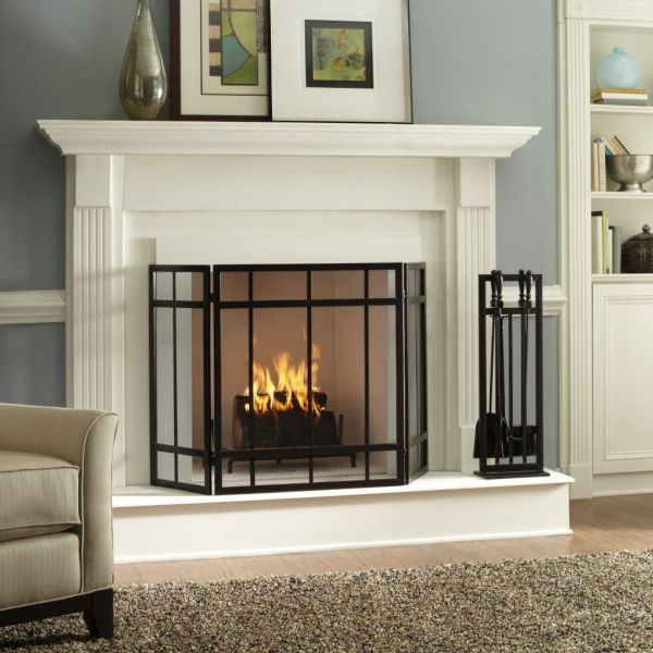 Give your fireplace a new life (4)