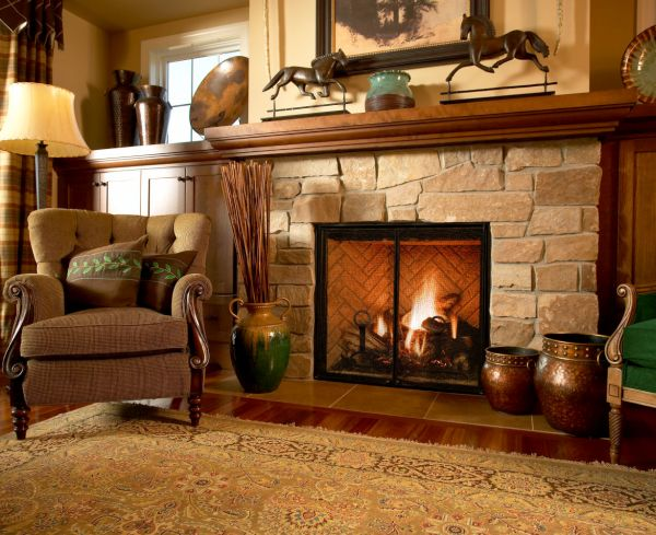 Give your fireplace a new life (5)