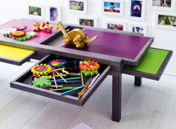 Hexa Puzzle Table