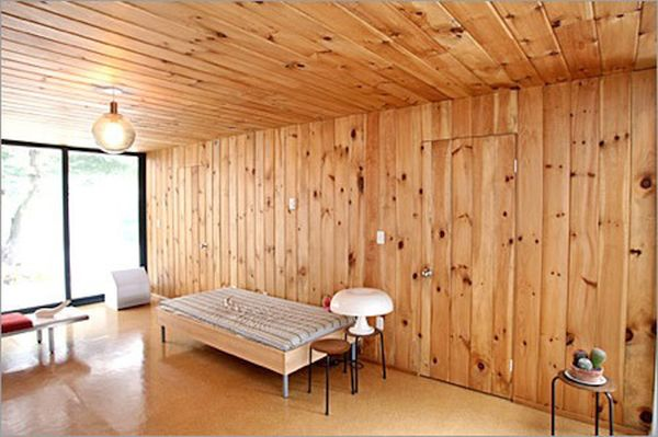 Interior Decoration Tips For Rooms With Knotty Pine