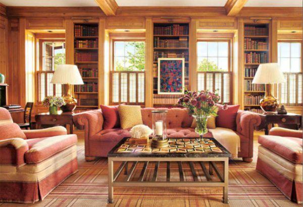 Knotty Pine Paneling decor (7)