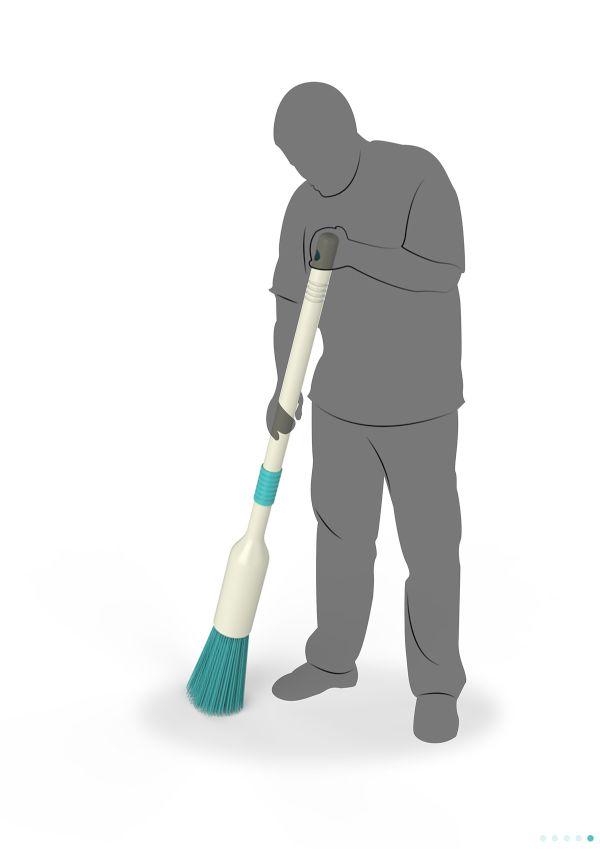 Rally the 'magic broom'  4