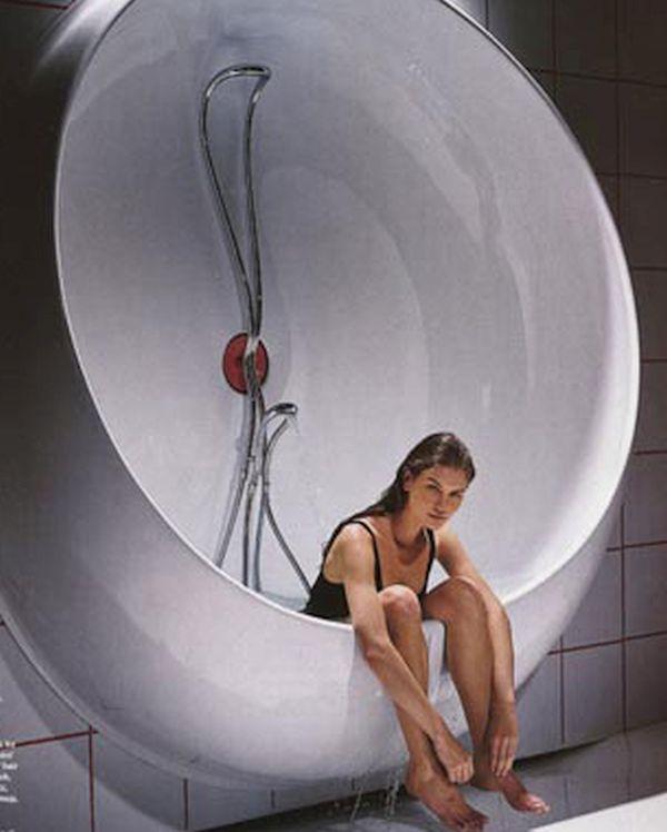 Rotating Shower
