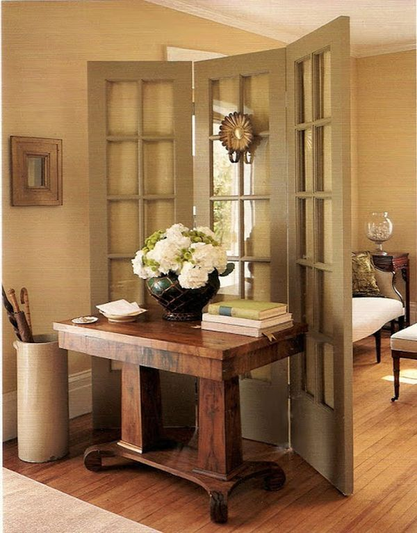 Rustic Room Dividers
