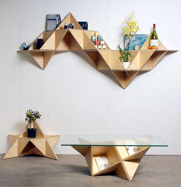 T. Shelf System