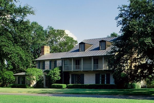 3805 McFarlin, Dallas Texas, David Williams designed home