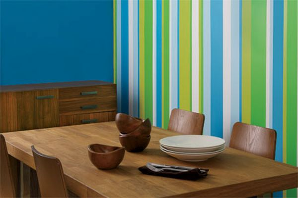 ideal striping effect